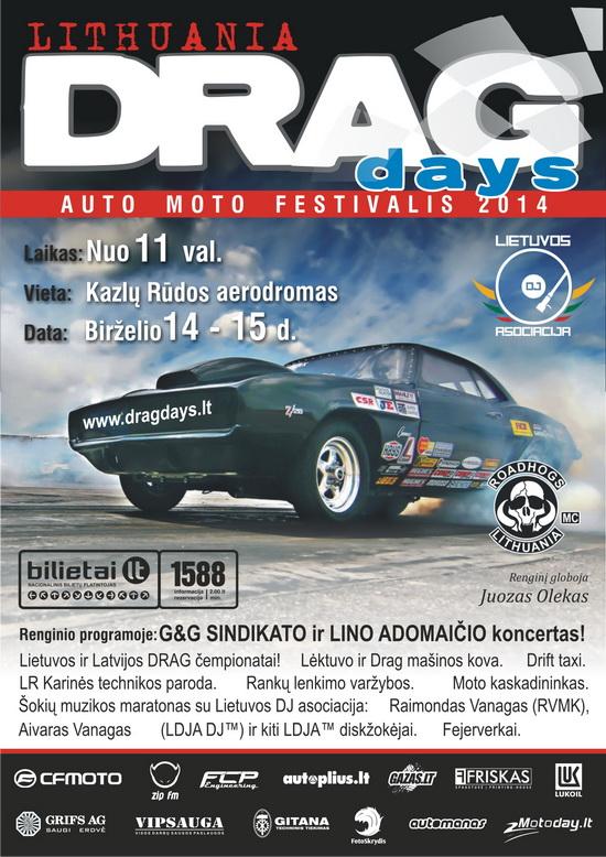 plakatas LT 550