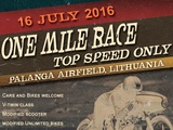 2016 standing mile